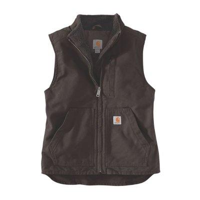Carhartt workwear  Sherpa Lined Mock Neck Vest