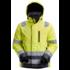 Snickers Workwear AlroundWork, High-Vis Waterproof 37.5® Isolerend Jack Klasse 3