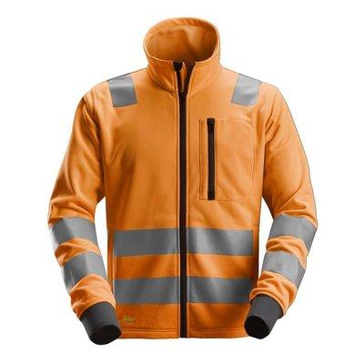 Snickers Workwear AllroundWork, High-Vis FZ Jack Klasse 2