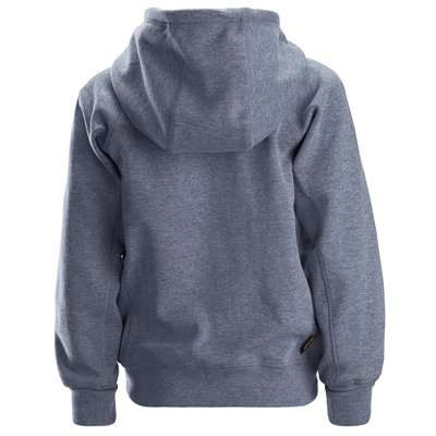 Snickers Workwear Junior Logo Full Zip Hoodie