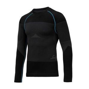 Snickers Workwear LiteWork Seamless 37.5® Shirt met lange mouwen