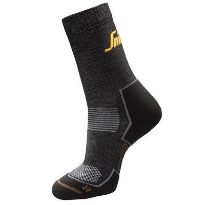 Snickers Workwear RuffWork, 2-pak Cordura Wollen Sokken