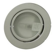 R&M Line Cabinet light flat 12v 20w satin-nickel