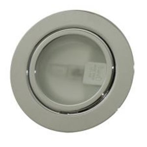 Cabinet Light 12v 20w Halogen Satin