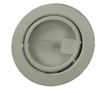 R&M Line Cabinet light flat 12v 20w satin-nickel