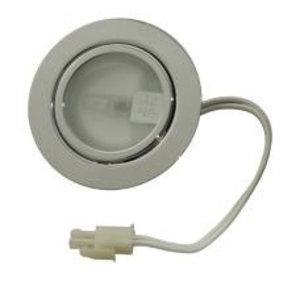 R&M Line Cabinet light 12v 20w halogen satin-nickel