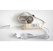 QLT Set trafo PTS 105s+druk pulse schakelaar