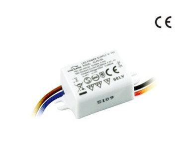 Eaglerise LED power supply CC 700mA 1x3 watt