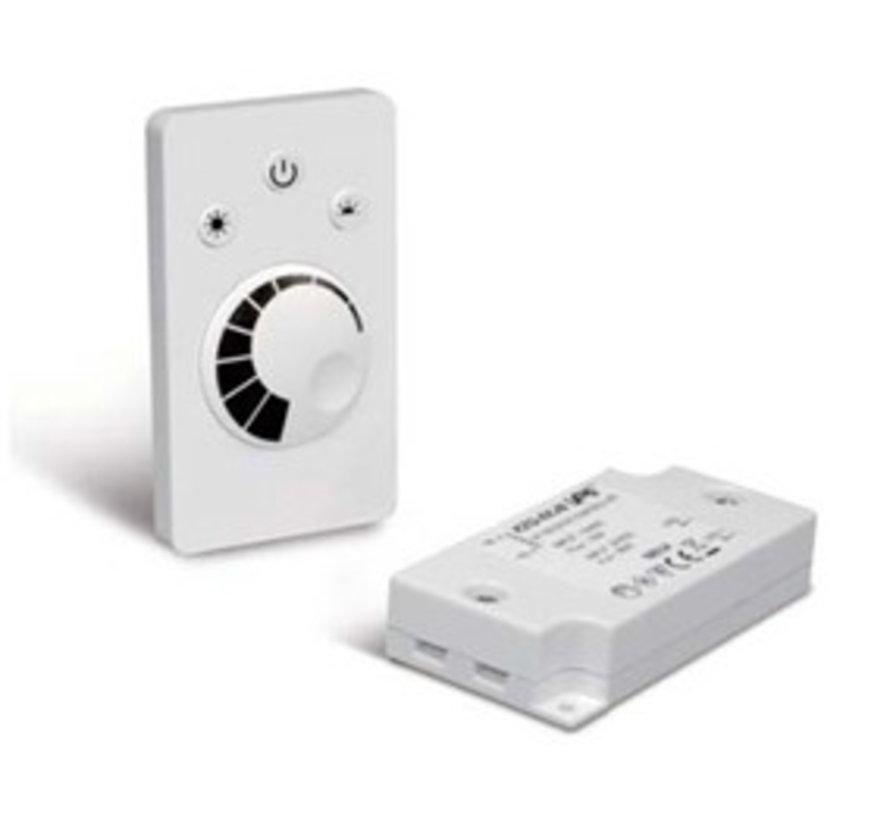 Wireless LED dimmer en schakelaar 12v of 24v CV