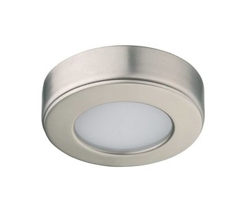 R&M Line Kastverlichting LED rond opbouwspot RVS look