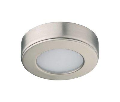 R&M Line Kastverlichting LED rond opbouwspot 2.6w 12v DC 2700k warm wit