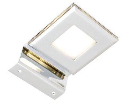 R&M Line LED kast opbouwspot 2.2w 12v DC 2700k warm wit