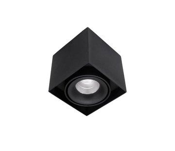R&M Line LED opbouw armatuur zwart