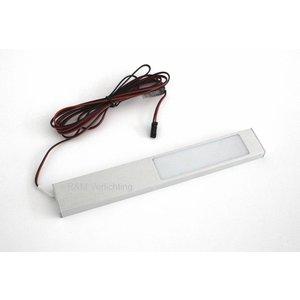 R&M Line Surface mounted LED cabinet Light SMD 2.6w 12V DC warm white