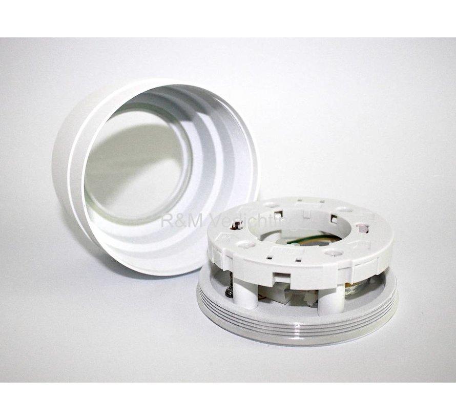 LED bathroom Surface mounted luminaire IP65 gx53 230v WHITE