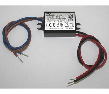 R&M Line LED driver 3w 3.2V 700mA AC 230V