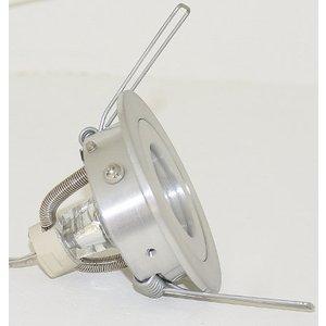 R&M Line Inbouwspot Mini Fix blade 35 R wit 12v/230v