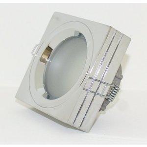R&M Line Inbouwspot / badkamerlamp Piston Q IP65 chroom