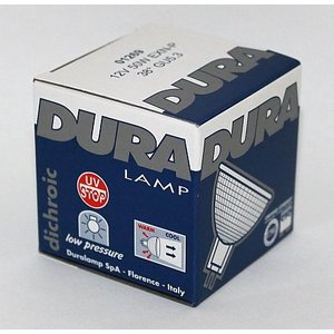 Dura MR16 Reflector Halogeen 12V GU5,3 50watt