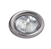 Lumi Parts Recessed downlight fixed satin-nickel