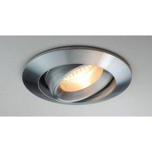 R&M Line Aluminium Recessed downlight  tilt 010 WL 12v / 230v