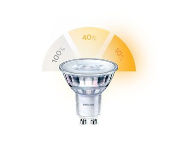 Philips SceneSwitch 3 light settings gu10 5w
