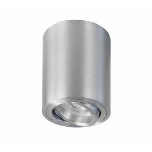 R&M Line Surface-mounted spot round Rebel GU10 aluminium