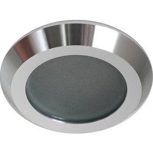 R&M Line Recessed spot / bathroom lamp Steam flat IP65 Alu-Mat