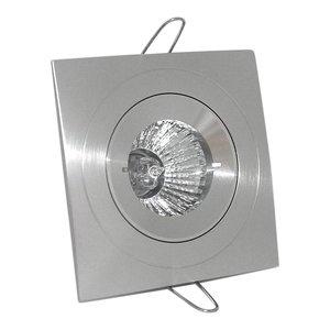 R&M Line Design Downlight square Fix 010 Q 12v/230v