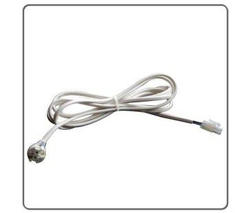 R&M Line Mini AMP aansluitsnoer met lamphouder