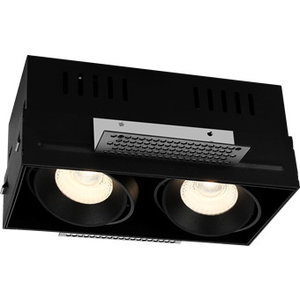 R&M Line LED Spot trimless 2x8 watt Warm wit