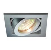 R&M Line Recessed downlight Qubo aluminium 12v/230v