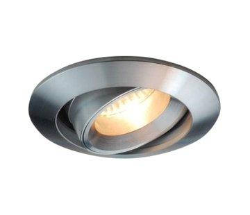 R&M Line Recessed spotlight Mini Tilt 010 chrome