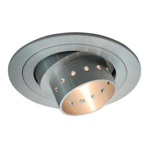 R&M Line Design recessed spotlight 12v/230v  Tilt Blade Gun aluminium