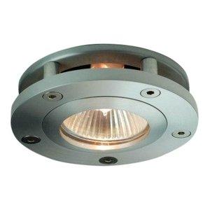 R&M Line Design downlight Silver penta aluminium
