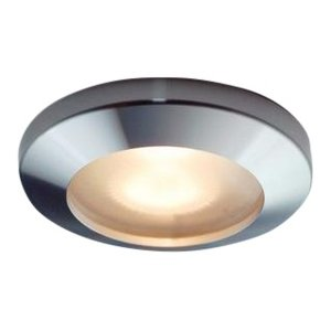 R&M Line Recessed spot / bathroom light Smooth IP65 alu-mat tilting