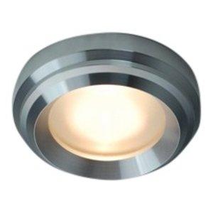 R&M Line Recessed spotlight / bathroom lamp Ministeam IP65 35mm alu-mat tilt