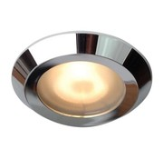 R&M Line Recessed downlight Steam flat IP65 chrome