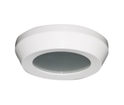 R&M Line Inbouwspot / badkamerlamp Steam IP65 Wit kantelbaar