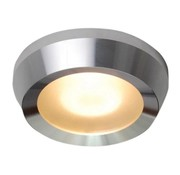 R&M Line Recessed downlight Steam IP65 aluminium-mat tiltable