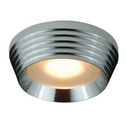 SpotLine Srl Recessed downlight IP65 Star aluminium tiltable