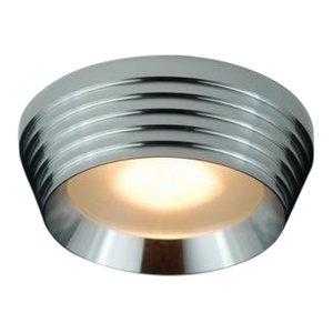 R&M Line Recessed downlight / bathroom lamp Star aluminium IP65 tiltable