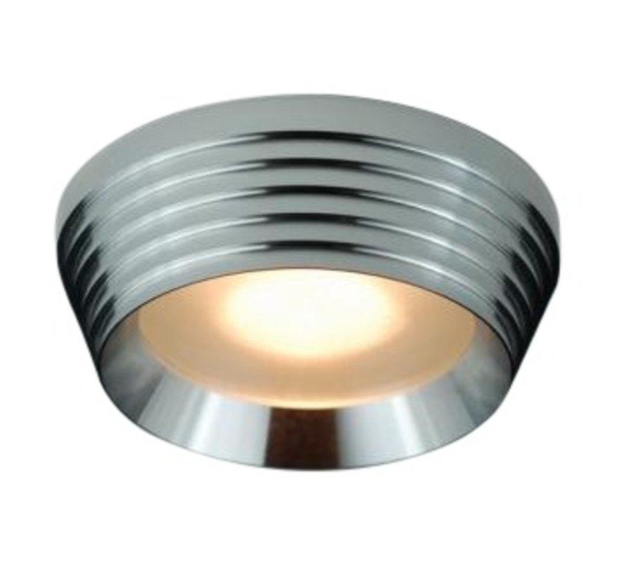 Inbouwspot / badkamerlamp Star aluminium IP65 kantelbaar