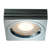 R&M Line Square bathroom downlight Alu-mat