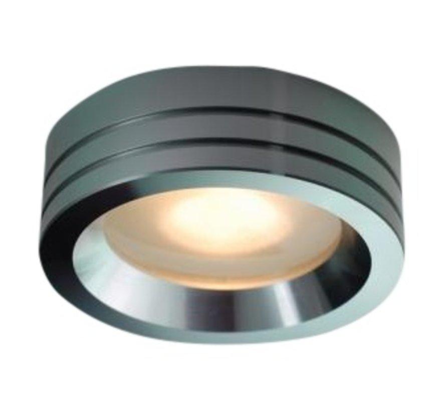 Inbouwspot / badkamerlamp Piston R IP65 kantelbaar