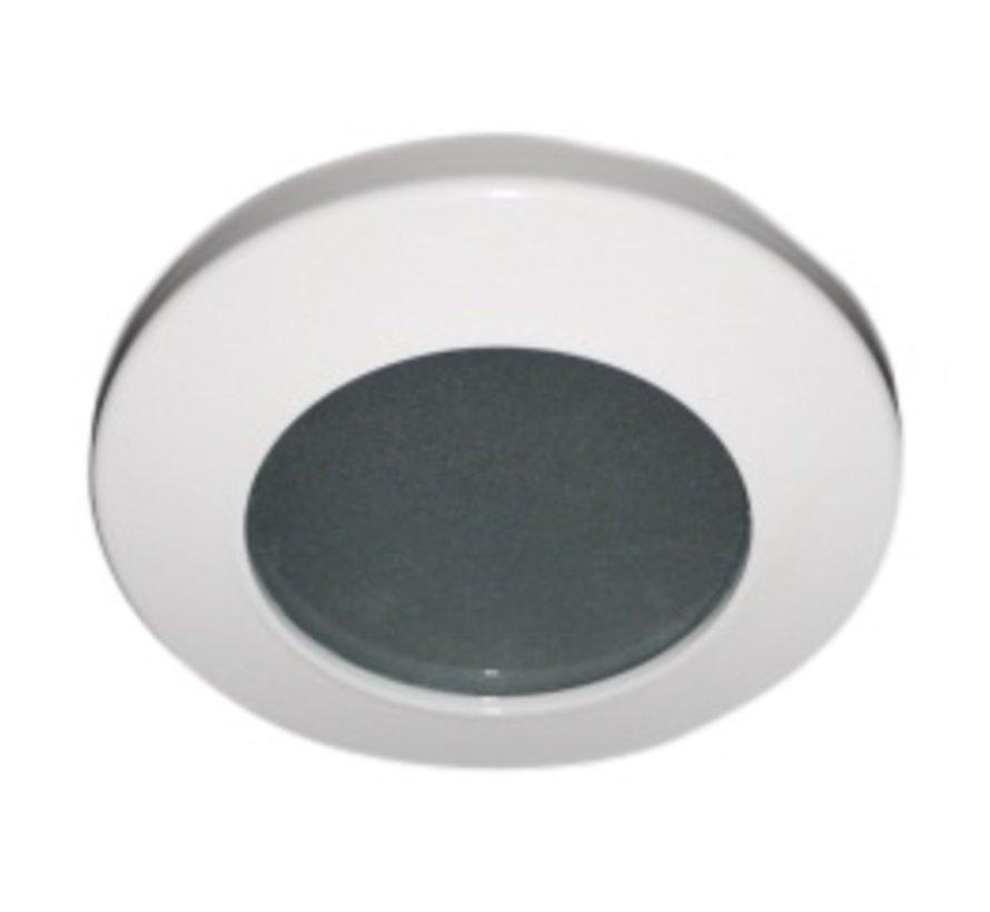 Inbouwspot /badkamerlamp Smooth IP65 wit kantelbaar
