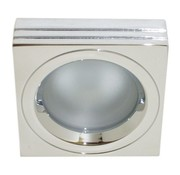 R&M Line Recessed downlight Piston Q IP65 Chrome