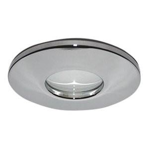 R&M Line Recessed spotlight / bathroom lamp Minismooth IP65 chrome