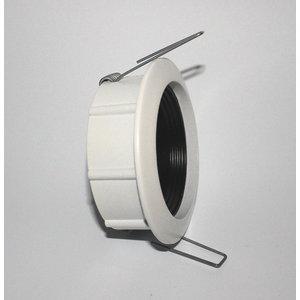 R&M Line Inbouwspot spl 400 12v/230v vast wit