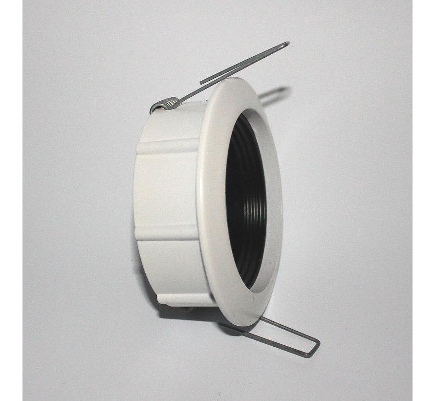 Inbouwspot spl 400 GU10 vast wit